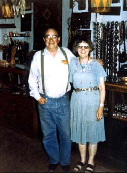 Rowena and Paul about 1975