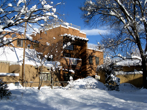 La Dona Luz Inn Taos New Mexico Bed And Breakfast Lodging